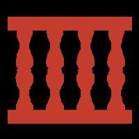 Balustrades - Balaustres