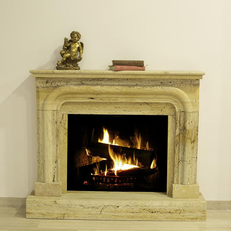 Chimeneas de rincon rusticas fabulous chimeneas modernas - Chimeneas rusticas de rincon ...