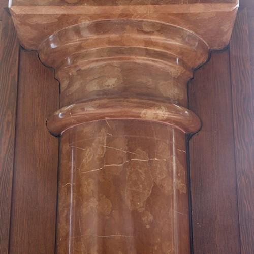 Columna de rojo al-andalus