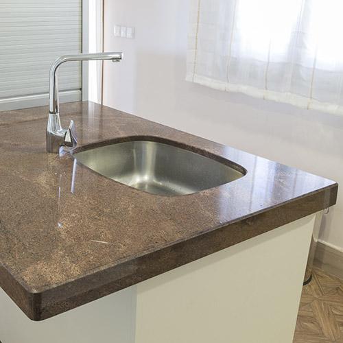 Encimera de granito brasileño